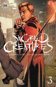 Sacred Creatures #3, NM + (Stock photo)