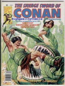 SAVAGE SWORD of CONAN #42, VF/NM, Buscema, Devil-Tree, more SSOC in store