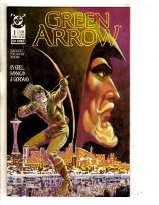 3 Green Arrow DC Comic Books # 1 2 3 Flash Wonder Woman Superman Batman J291