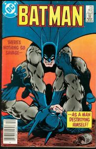 BATMAN #402-1986-DC FN/VF