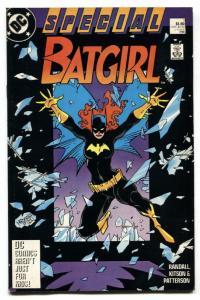BATGIRL SPECIAL #1-Mignola-1988-comic book