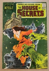House of Secrets #90 FN/VF 7.0 DC Neal Adams Bronze Age Horror 1971 Higher Grade