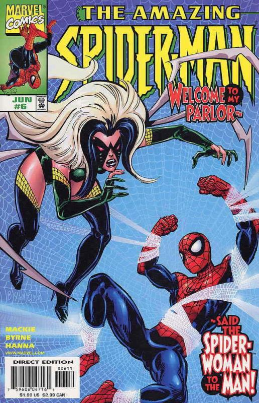 Amazing Spider-Man, The (Vol. 2) #6 VF/NM; Marvel | save on shipping - details i