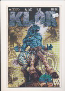 SIRIUS Comics KLOR Dark One No. 1 of 3 VERY FINE (SIC598)