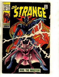 Doctor Strange # 177 VG/FN Marvel Comic Book Dormammu Eternity Avengers Hela GK3