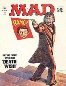 Mad (1952 series) #174, VF- (Stock photo)