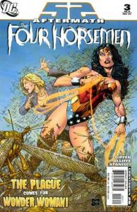 52 Aftermath: The Four Horsemen #3, VF+ (Stock photo)