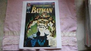 1993 DC COMICS DETECTIVE COMICS BATMAN # 666
