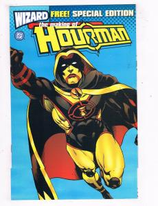 The Making Of Hourman #1 VF/NM DC Wizard Promo Special Edition Comic DE43 TW14