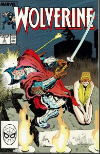 Wolverine #3 - VF/NM - 1st Series