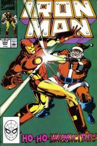 Iron Man (1968 series) #254, VF+ (Stock photo)