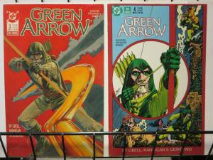 GREEN ARROW  3-4  CHAMPIONS complete story