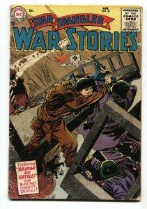 Star Spangled War Stories #32 1955- DC WWII comic book