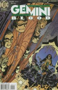 Gemini Blood #5 VF/NM; DC/Helix   save on shipping - details inside
