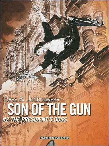 Son of the Gun HC #2 VF/NM; Humanoids | save on shipping - details inside