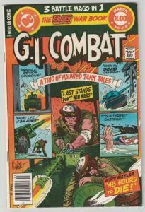 G.I. Combat #218 (Mar-80) VF/NM High-Grade The Haunted Tank