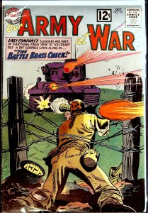 Our Army at War #123 (1962)