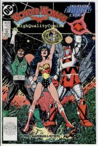 WONDER WOMAN #25, VF/NM, Perez,Green Lantern, Amazon,1987,  more WW in store