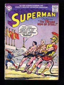 Superman #112 FA/GD 1.5 DC Comics