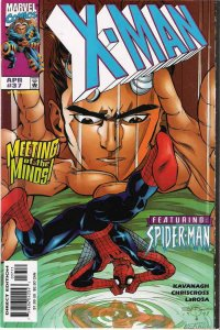 X-Man #37 VF/NM; Marvel | save on shipping - details inside
