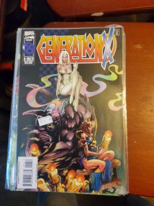 Generation X #6 (1995)