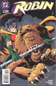 DC ROBIN (1993 Series) #20 VF/NM
