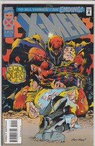 X-Men # 41 Legion Quest 4