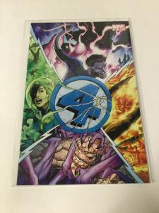 Fantastic Four 587 Nm Near Mint Marvel Comics