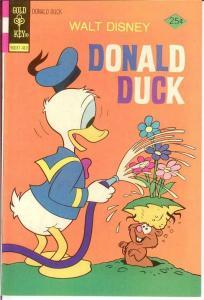 DONALD DUCK 159 VF-NM  October 1974 COMICS BOOK
