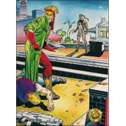 1993 Upper Deck Valiant/Image Deathmate GRIFTER INTERVENES #22
