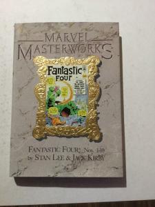Marvel Masterworks Fantastic Four Vol 2 First 1st Print NM Near Mint