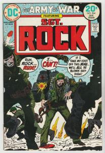 Our Army at War #264 (Jan-74) VF+ High-Grade Easy Company, Sgt. Rock