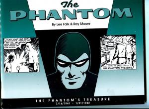 Phantom: The Phantom's Treasure Dailies 7/14/1941 - 1/31/1942 Lee Falk