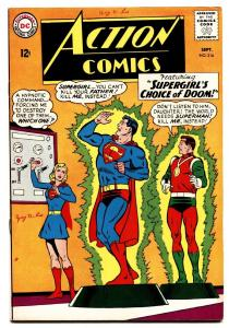 ACTION COMICS #316 comic book 1964-Superman-Supergirl cover  VF-