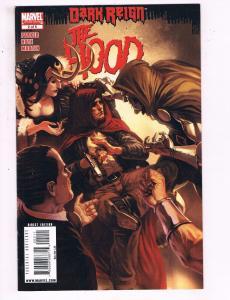 The Hood #4 VF Marvel Comics Dark Reign Comic Book Parker DE15