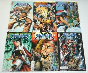 Warrior Nun Areala vol. 2 #1-6 VF/NM complete series - antarctic press bad girl