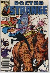 Doctor Strange #70 (1985)