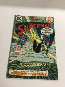 Superman 279 Vf Very Fine 8.0 DC Comics