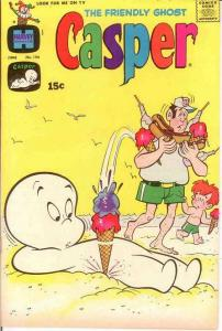 CASPER  (1958-    ) 154 VF-NM   June 1971 COMICS BOOK