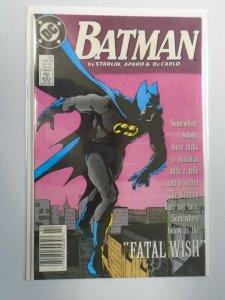 Batman #430 6.0 FN (1989)