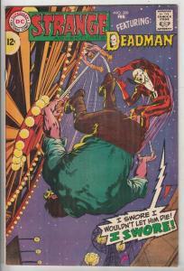 Strange Adventures #209 (Feb-68) NM Super-High-Grade Deadman