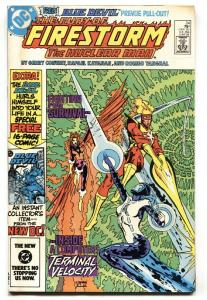 FIRESTORM #24 First Blue Devil DC Arrow TV Show