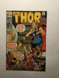 Thor 181 Fine Fn 6.0 Marvel