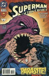 Action Comics (1938 series) #715, NM (Stock photo)