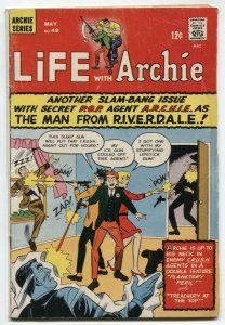 Life With Archie #49 1966-Betty & Veronica- G/VG