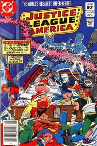 Justice League of America (1960 series) #205, VF (Stock photo)