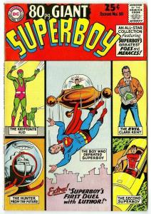 80 Page Giant #10 Superboy (DC, 1965) FN-