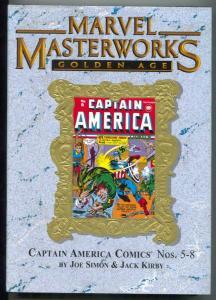 Marvel Masterworks Vol. 99- Captain America Golden Age