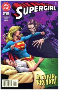 SUPERGIRL #13, NM, Good Girl, Incubus, 1996, Cam Smith, more DC in store