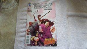 2014 DC COMICS TRINITY OF SIN PANDORA  12